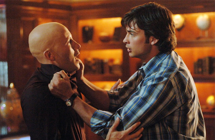 Favorite smallville quotes